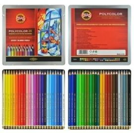 Koh-I-Noor Polycolor Kleurpotloden 48_stuks