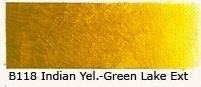 B-118 Indian yellow-green lake extra 40 ml