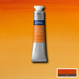 Cotman Cadmium orange  Heu tube 21 ml