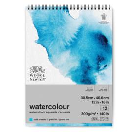 Winsor & Newton watercolour blok 40.6 x50.8 cm RINGBAND