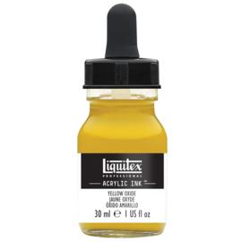 Liquitex Acrylic ink YELLOW OXIDE