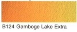 B124-Gamboge lake ex.