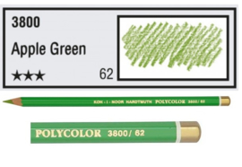 KIN-Polycolor nr.62   Apple  Green