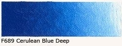 F-689 Cerulean Blue Deep Acrylverf 60 ml