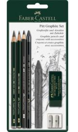 Faber-Castell Pitt Graphite Set 7 delig