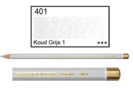 KIN-Polycolor nr.401 koud grijs 1