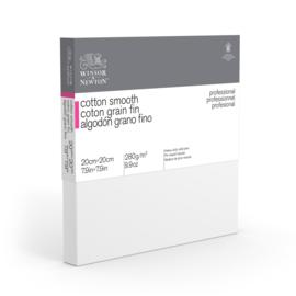 Winsor & Newton Professional cavas smoot  20x20 cm