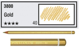 KIN-Polycolor nr.40   Gold