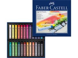 Faber Castell Creative Studio 24 hele pastels