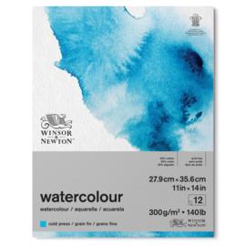 Winsor & Newton watercolour blok 27,9x35.6 cm