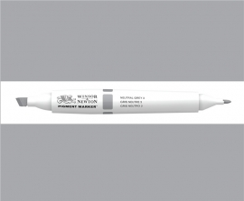 W&N Pigment marker Neutral  grey 2 - 154