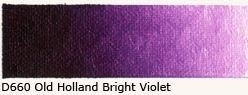 D-660 O.H. Bright Violet Acrylverf 60 ml