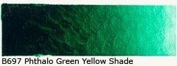 B-697 Phthalo Green/Yellow Shade Acrylverf 60 ml