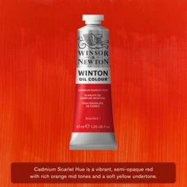 Winton 107  Cadmium Scarlet heu 37 ml