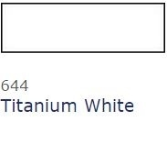Winton 644 Titanium White 37 ml