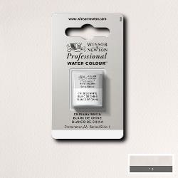 W&N Pro Water Colour ½ nap Chinese White S1