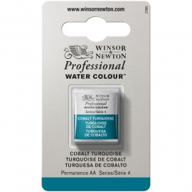 W&N Pro Water Colour ½ nap Cobalt Turquoise S.4