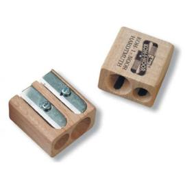 Puntenslijper  hout dubbelgats p/st