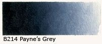 B-214 Payne`s grey 40ml