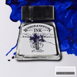 Winsor en Newton  Drawing Inkt Violet