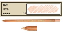 28-Pastelpotlood huidkleur
