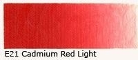 E-21 Cadmium red light 40 ml