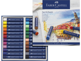 Faber Castell Creative Studio 24 OLIEPASTELS