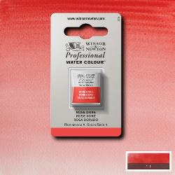 W&N Pro Water Colour ½ nap Rose Dore S.4