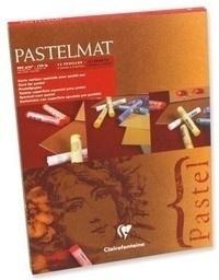 Clairefontaine Pastelmat 18x24 in 4 tinten licht