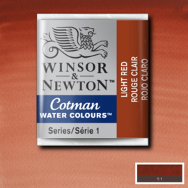Cotman Light red 1/2 napje