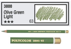 KIN-Polycolor nr.63   Olive  Green Light