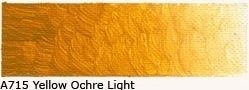 A-715 Yellow Ochre Light Acrylverf 60 ml