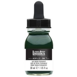 Liquitex Acrylic ink SAP GREEN PERMANENT