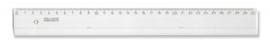 Liniaal transparant 30cm