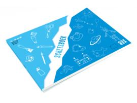 Schetsboek A4 -80 vel