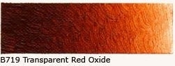 B-719 Transparent Oxide-Red Acrylverf 60 ml