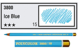 KIN-Polycolor nr.15    Ice Bleu