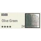 K-I-N Pastelkrijt los nr. 24- Olive Green