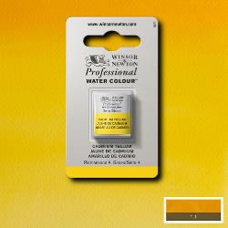 W&N Pro Water Colour ½ nap Cadmium Yellow S4