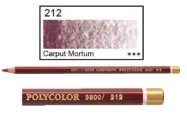 KIN-Polycolor nr.212  Caput Mortuum