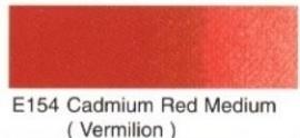 E154- Cadmium red medium verm.