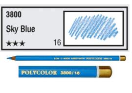 KIN-Polycolor nr.16   Sky Bleu
