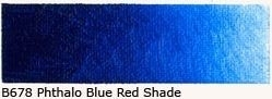B-678 Phthalo Blue Red Shade Acrylverf 60 ml
