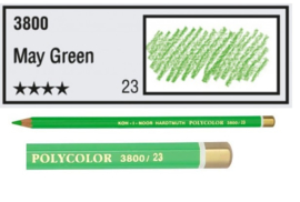 KIN-Polycolor nr.23   May Green