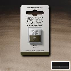 W&N Pro Water Colour ½ nap Sepia S.1