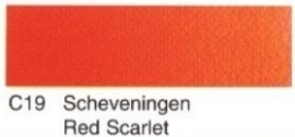 C19-Sch. red scarlet (OH watercolour 6ml tube)