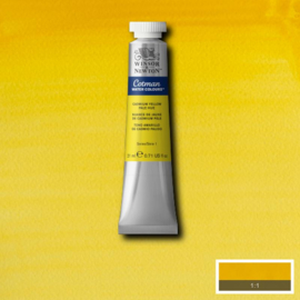 Cotman Cadmium Yellow Pale Heu tube 21 ml