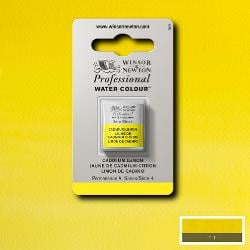 W&N Pro Water Colour ½ nap Cadmium Lemon S.4