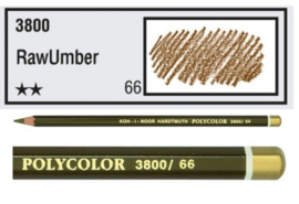 KIN-Polycolor nr.66   Raw Umber