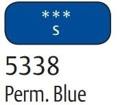 38-Art-Acryl- Perm. Blue
